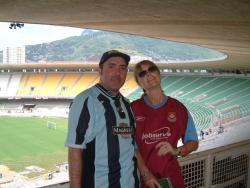 An image of Estadio do Maracana uploaded by mikethedee