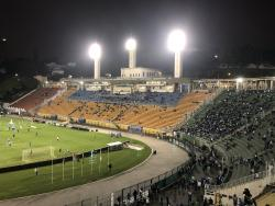Estadio Municipal Paulo Machado de Carvalho (Pacaembu Stadium)