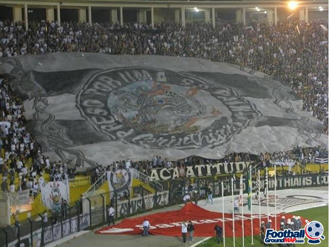 A photo of Estadio do Pacaembu uploaded by slyell