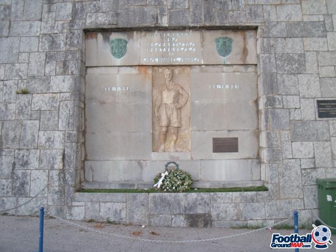 A photo of Estadio do Restelo uploaded by rickster1959