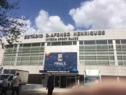Estadio Dom Afonso Henriques