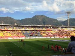 An image of Estadio El Campin uploaded by marcos92uk