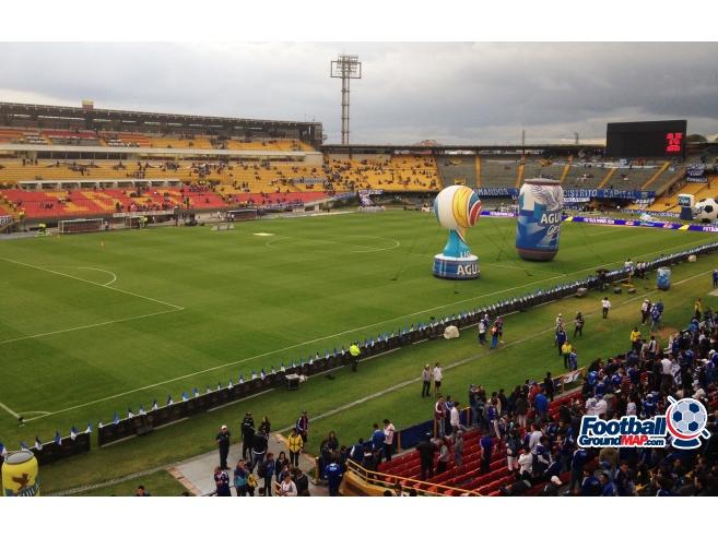 A photo of Estadio El Campin uploaded by marcos92uk