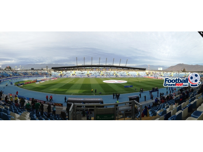 A photo of Estadio El Teniente uploaded by marcos92uk