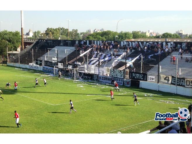 A photo of Estadio Enrique de Roberts uploaded by marcos92uk