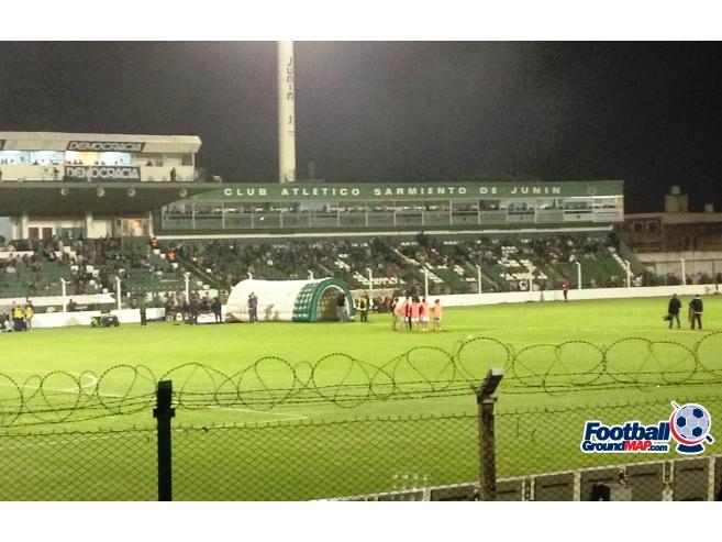 A photo of Estadio Eva Peron uploaded by marcos92uk
