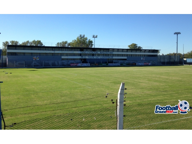 A photo of Estadio Fortin De Luduena uploaded by marcos92uk
