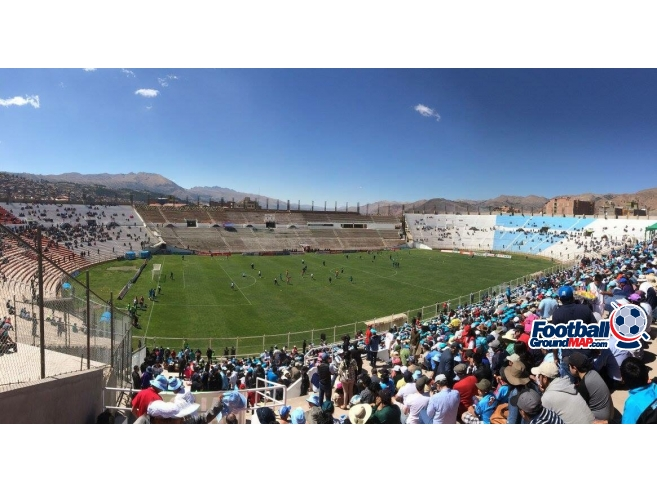 A photo of Estadio Garcilaso uploaded by jonnycrane