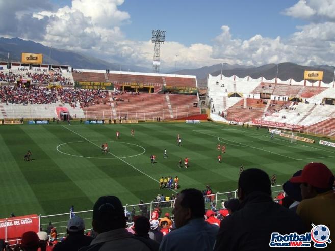 A photo of Estadio Garcilaso uploaded by marcos92uk