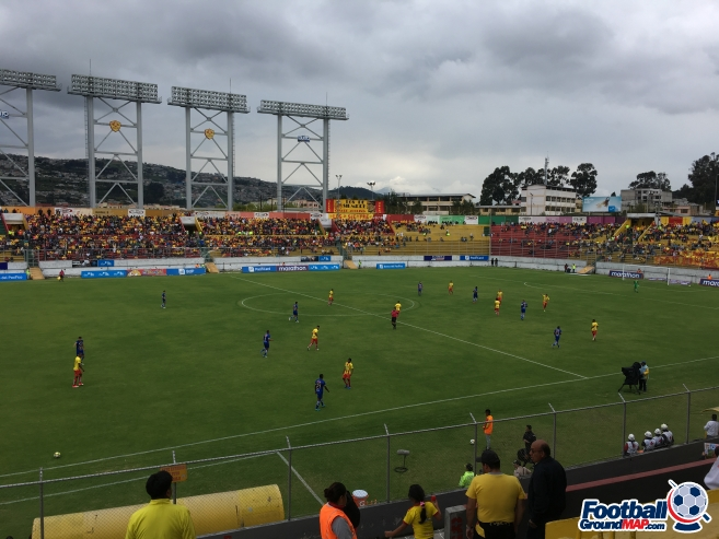 A photo of Estadio Gonzalo Pozo Ripalda uploaded by Potkettleblack