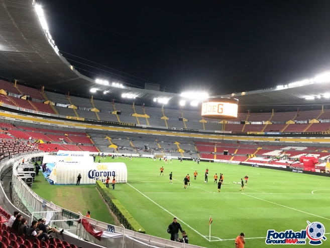 A photo of Estadio Jalisco uploaded by marcos92uk