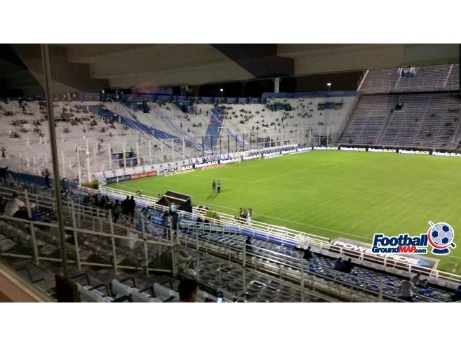 A photo of Estadio Jose Amalfitani uploaded by mikat