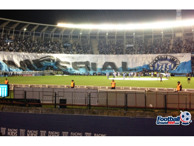 A photo of Estadio Juan Domingo Peron uploaded by marcos92uk