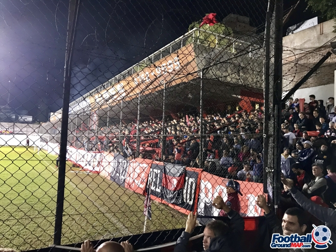 A photo of Estadio Juan Pasquale uploaded by marcos92uk