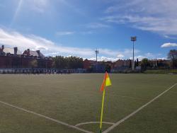 Estadio La Mina de Carabanchel
