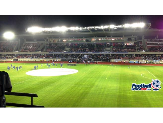 A photo of Estadio La Portada uploaded by marcos92uk