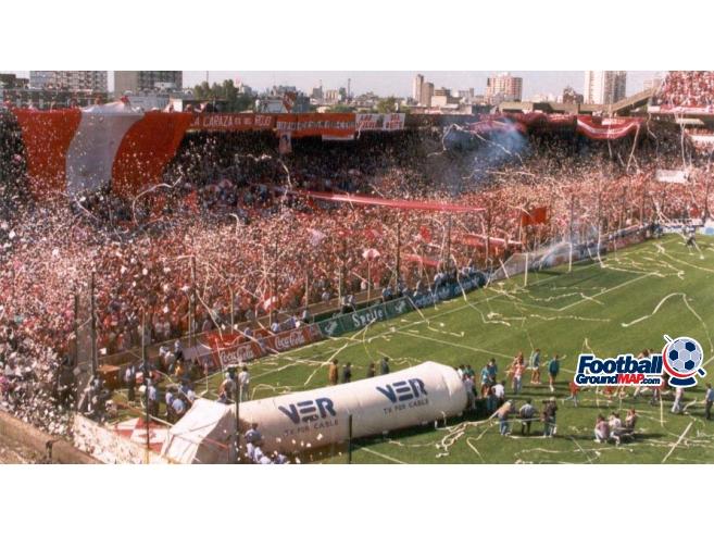 A photo of Estadio Libertadores de America uploaded by walter