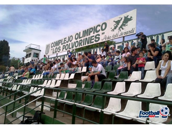 A photo of Estadio Malvinas Argentinas uploaded by marcos92uk