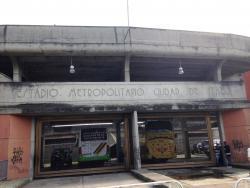 Estadio Metropolitano Ciudad de Itagui