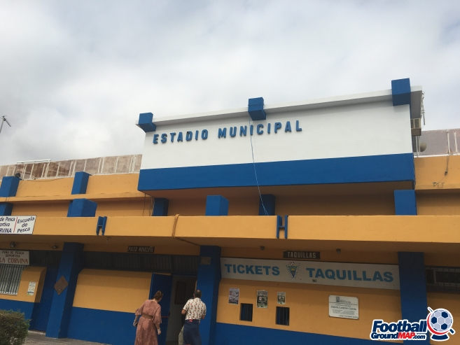 A photo of Estadio Municipal de Marbella uploaded by mjscandrett96