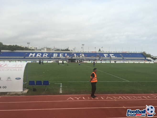 A photo of Estadio Municipal de Marbella uploaded by mjscandrett96