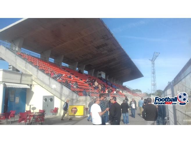 A photo of Estadio Municipal Santiago del Pino uploaded by tractormick