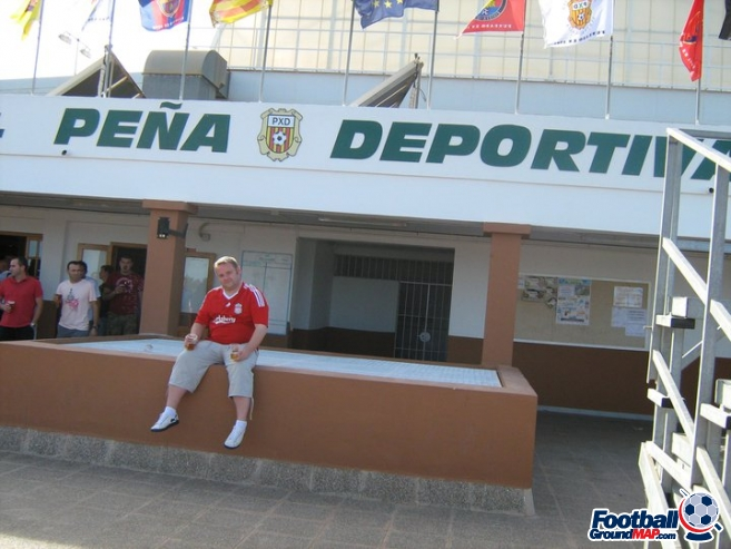 A photo of Estadio Municipal uploaded by lesmckee