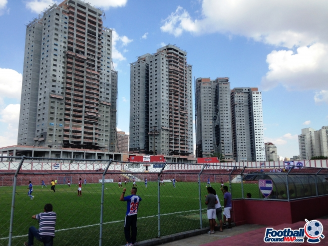 A photo of Estadio Nicolau Alayon uploaded by marcos92uk