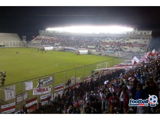 A photo of Estadio Nuevo Francisco Urbano uploaded by marcos92uk
