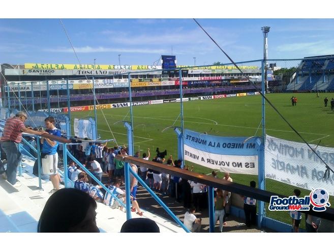 A photo of Estadio Nuevo Monumental uploaded by marcos92uk
