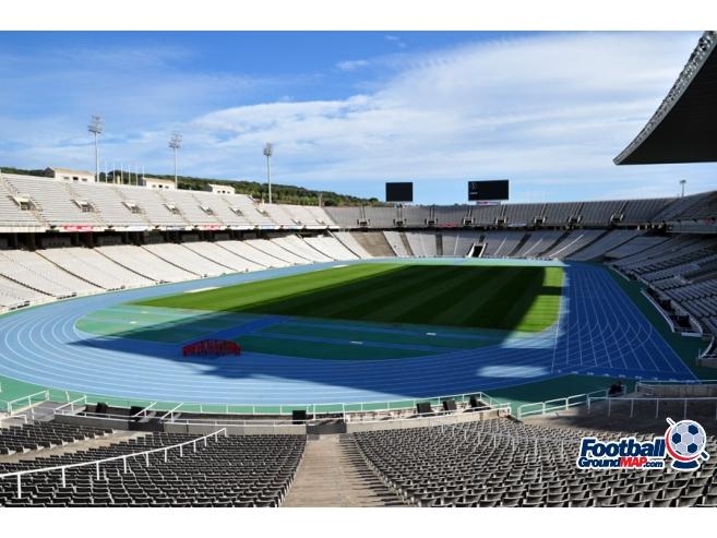 A photo of Estadio Olimpico de Montjuic (Lluis Companys) uploaded by zotov