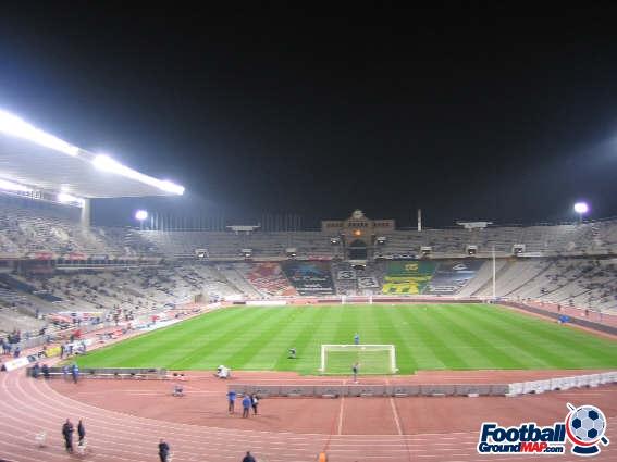 A photo of Estadio Olimpico de Montjuic (Lluis Companys) uploaded by facebook-user-88898