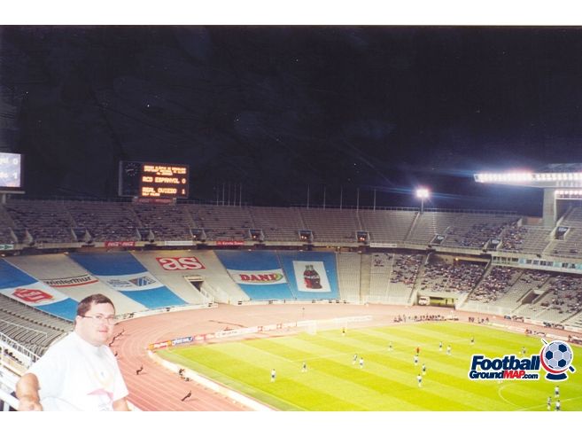 A photo of Estadio Olimpico de Montjuic (Lluis Companys) uploaded by olympicmascot