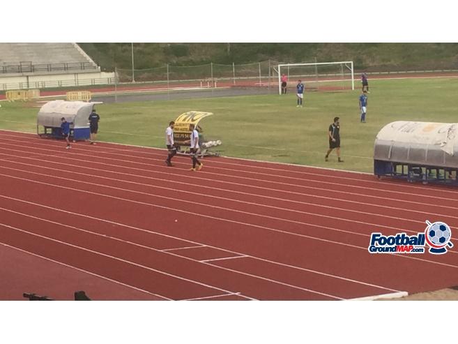 A photo of Estadio Olimpico Municipal Antonio Dominguez uploaded by alexcraiggroundhop