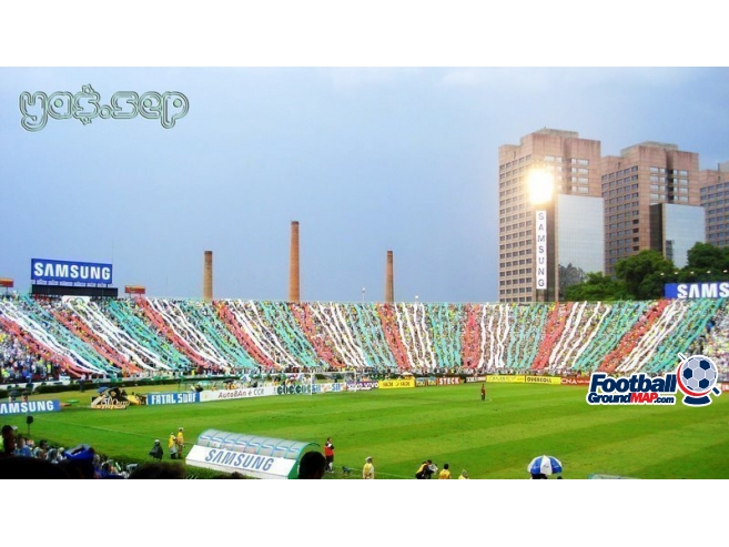 A photo of Estadio Palestra Italia uploaded by r10