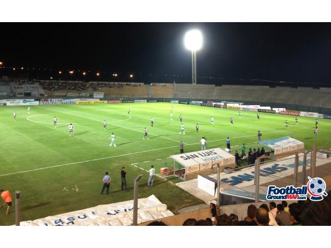 A photo of Estadio Provincial Juan Gilberto Funes uploaded by marcos92uk