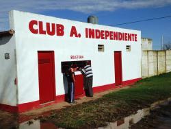 Estadio Raul Orlando Lungarzo