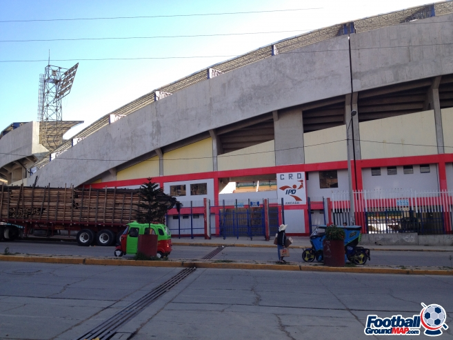 A photo of Estadio Rosas Pampa uploaded by hyllnd