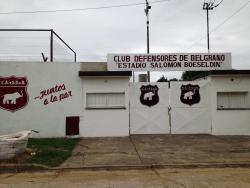 Estadio Salomon Boeseldin