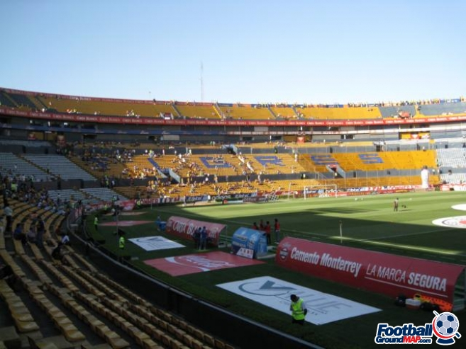 A photo of Estadio Universitario uploaded by stefan05
