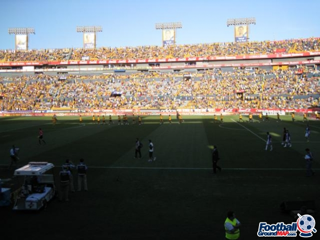 A photo of Estadio Universitario uploaded by stefan05