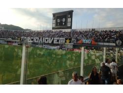 Estadio Urbano Caldeira (Vila Belmiro)