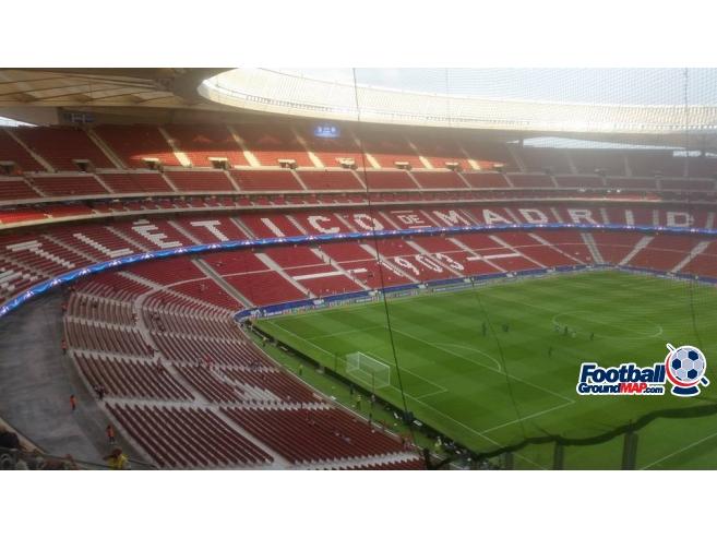 A photo of Estadio Wanda Metropolitano uploaded by billy-clark