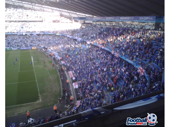 A photo of Etihad Stadium uploaded by dannyptfc