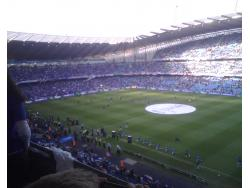An image of Etihad Stadium uploaded by dannyptfc