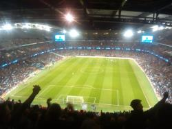 An image of Etihad Stadium uploaded by covboyontour1987