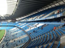 An image of Etihad Stadium uploaded by bha52