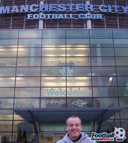 A photo of Etihad Stadium uploaded by facebook-user-88385