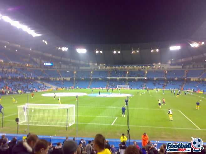 A photo of Etihad Stadium uploaded by rplatts15