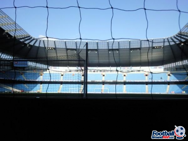 A photo of Etihad Stadium uploaded by chloee165